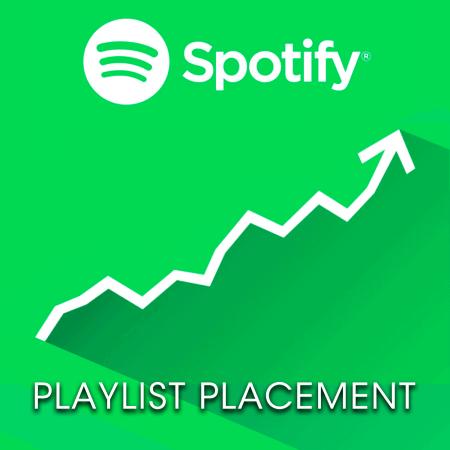 Spotify Playlist Organic Promotion