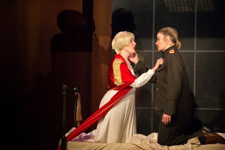 Poppea and Nero: a dangerous liaison
