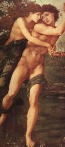 Edward Burne-Jones: Phyllis and Demophoon