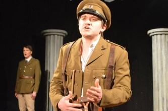 Hugo Hymas as Tamino in DOE The Magic Flute