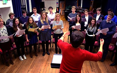 Durham University Chamber Choir: St John Passion