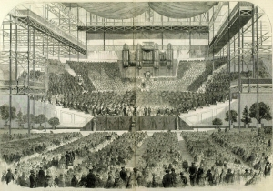 Messiah performed by 4500 at Crystal Palace in 1883