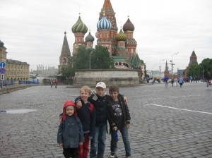 A new generation of Anglo-Russian friendship,