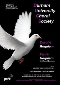 DUCS: Fauré & Duruflé Requiem