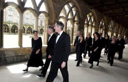Guest post: Rob Barnes reviews Durham Singers