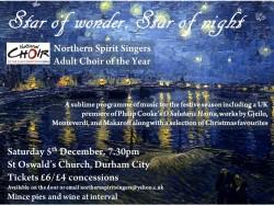 Star of wonder: Northern Spirit Singers