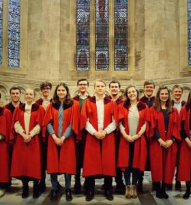 St Andrew's University Madrigal Group