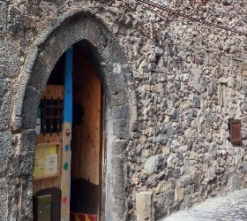 Medieval music on Mount Etna