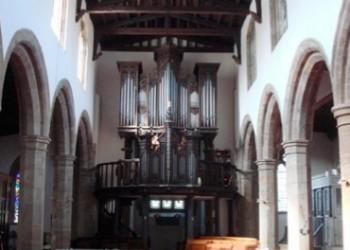 Restoring St Oswald's organ
