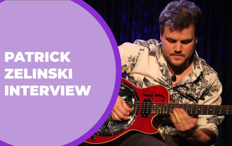 Patrick Zelinski Interview October 2009