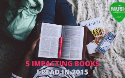 5 Impacting Books I Read in 2015