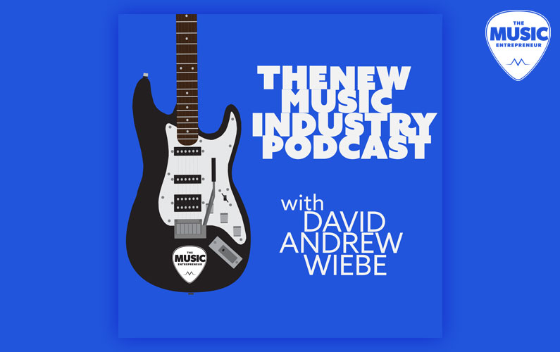 The New Music Industry Podcast Has Launched!