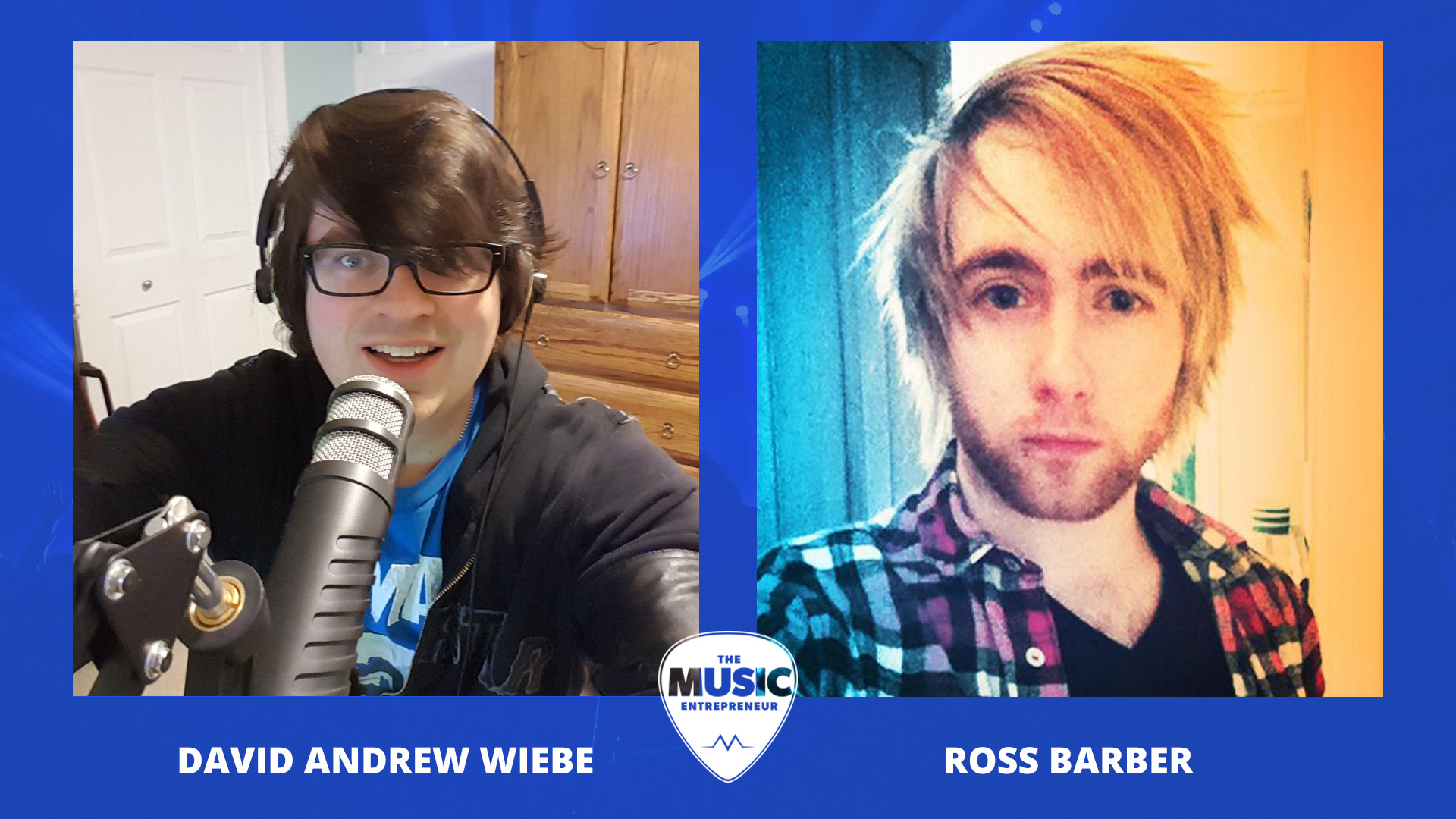003 - The Value of Having Your Own Website as a Musician - with Ross Barber of Electric Kiwi