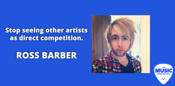 Ross Barber on competition
