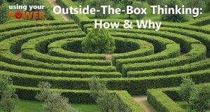 Outside-The-Box Thinking: How & Why