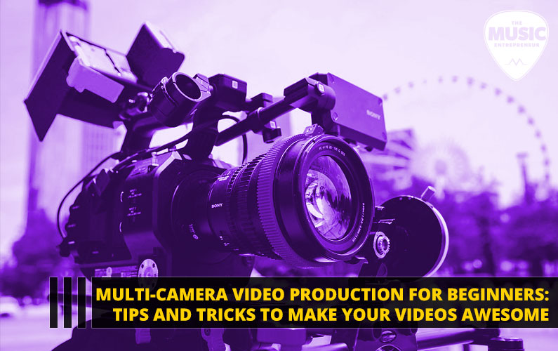 050 – Multi-Camera Video Production for Beginners: Tips and Tricks to Make Your Videos Awesome – with Will Waters of NewTek