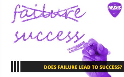 067 – Does Failure Lead to Success?