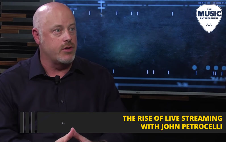 071 The Rise of Live Streaming – with John Petrocelli of Bulldog Digital Media