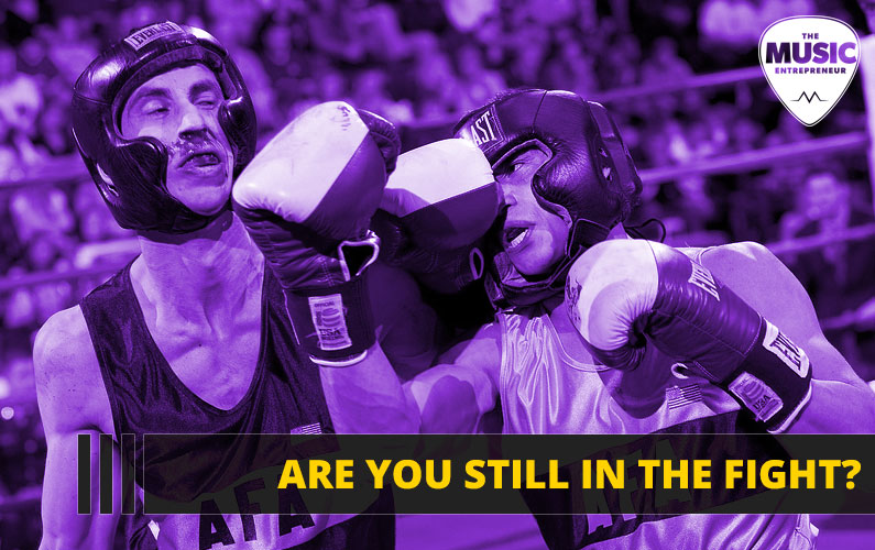 072 – Are You Still in The Fight?