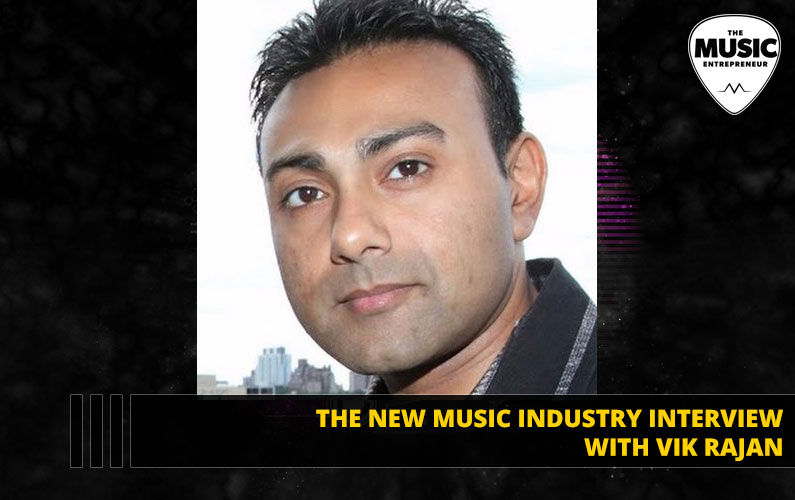 117 – How to Use LinkedIn to Advance Your Music Career – with Vik Rajan of phoneBlogger.net