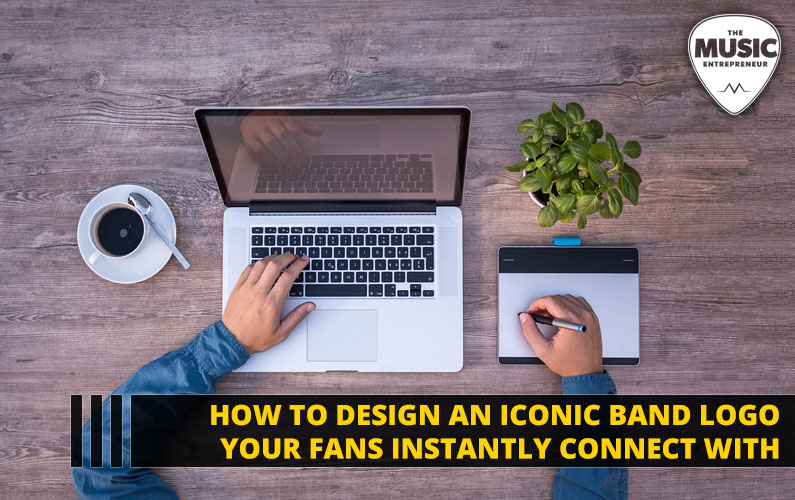 How to Design an Iconic Band Logo Your Fans Instantly Connect With