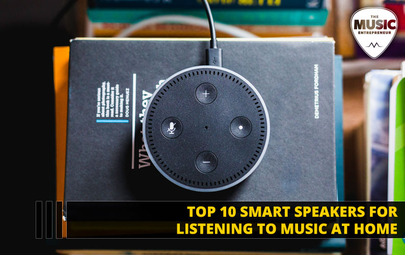 Top 10 Smart Speakers for Listening to Music at Home