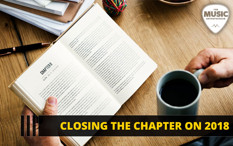 128 – Closing the Chapter on 2018