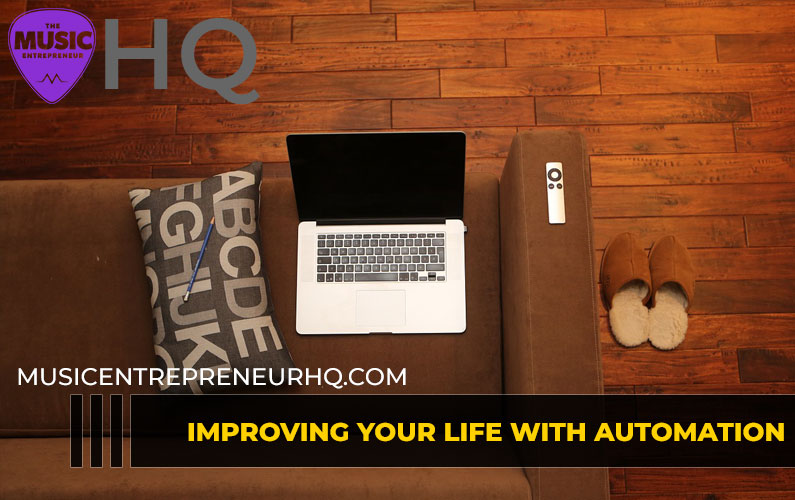 Improving Your Life With Automation [INFOGRAPHIC]