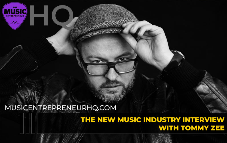 162 – Making Music for Brands & Living a Live You Love – with Tommy Zee of Tommy Zee & Co.
