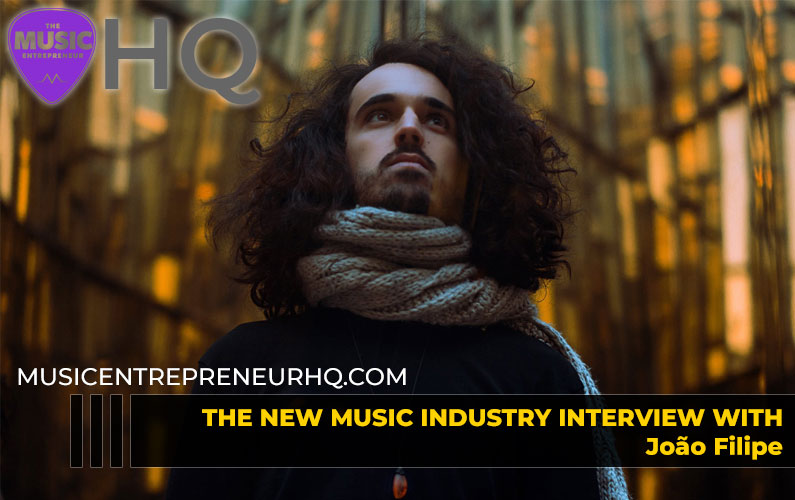 181 – Following Your Heart as an Artist – with Videographer & Musician João Filipe
