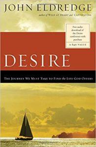 Desire by John Eldredge