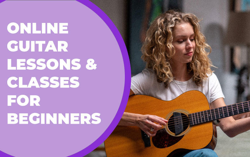 Online Guitar Lessons & Classes for Beginners