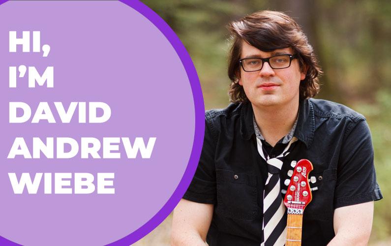 194 – Hi, I'm David Andrew Wiebe