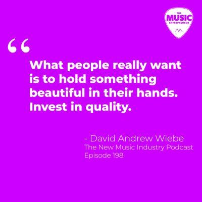 Episode 198 David Andrew Wiebe quote