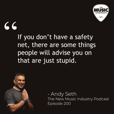 Andy Seth quote