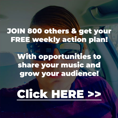 Free weekly action plan