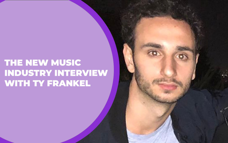 207 – Building Relationships to Grow Your Music Career – with Ty Frankel of Shut Down Media