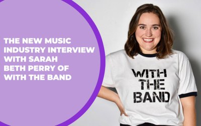 214 – Engage Your Fans – with Sarah Beth Perry of With the Band