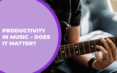 Productivity in Music – Does it Matter?