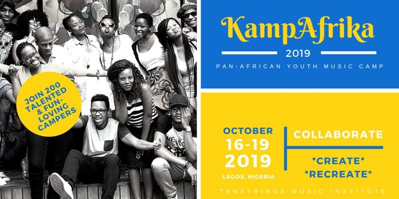 Kamp Afrika 2019