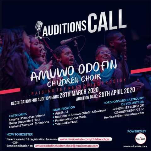 Amuwo Odofin Children Choir