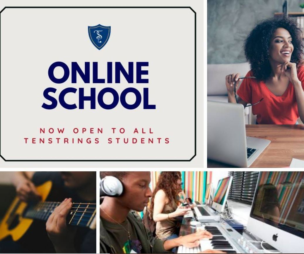 Tenstrings online school