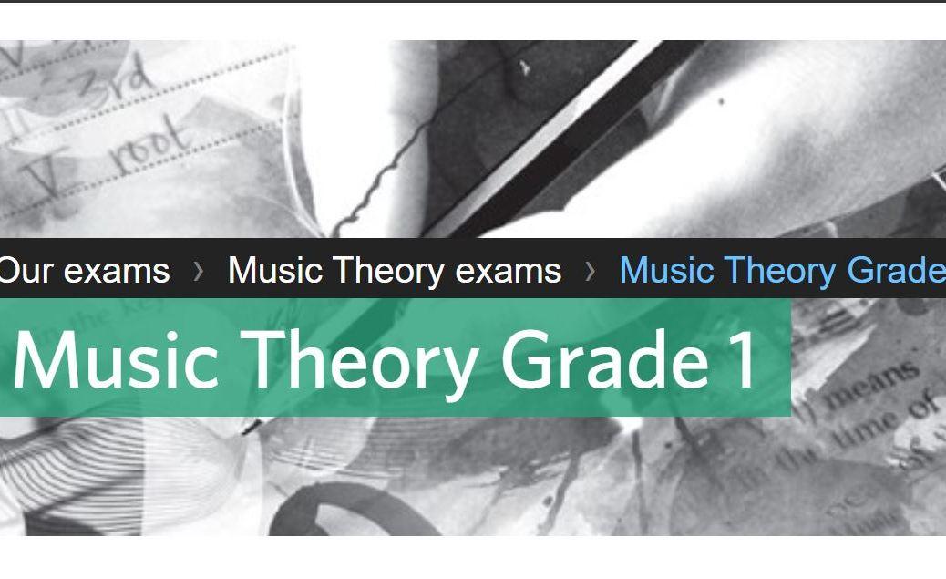abrsm grade 1