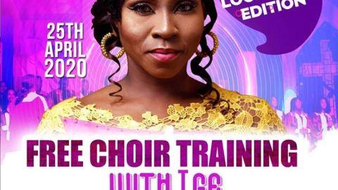 free choir training with Ige