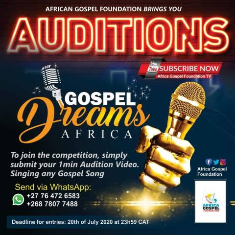 Gospel Africa Dream Africa