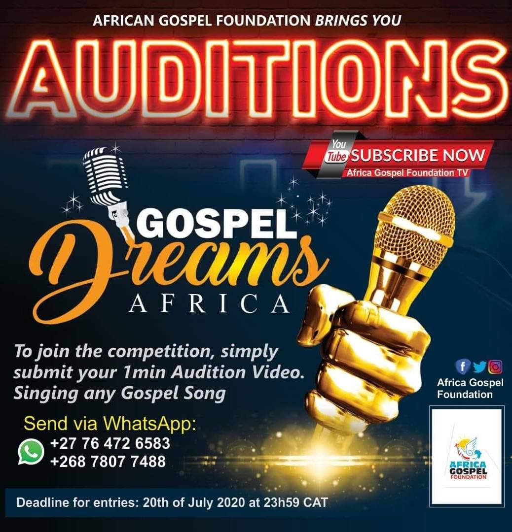 Gospel Africa Dream Africa