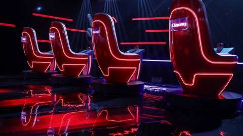 Blind Audition of The Voice Season 3