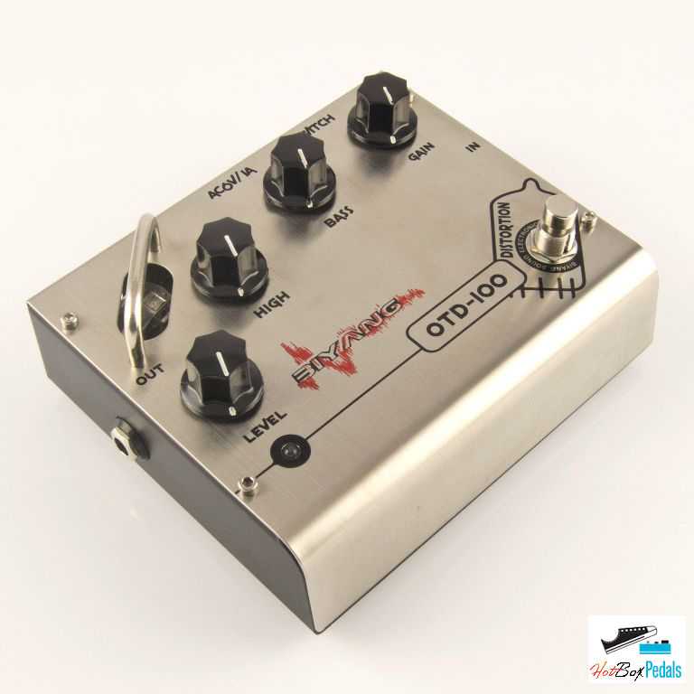 BIYANG TUBE DISTORTION OTD-100 PRO