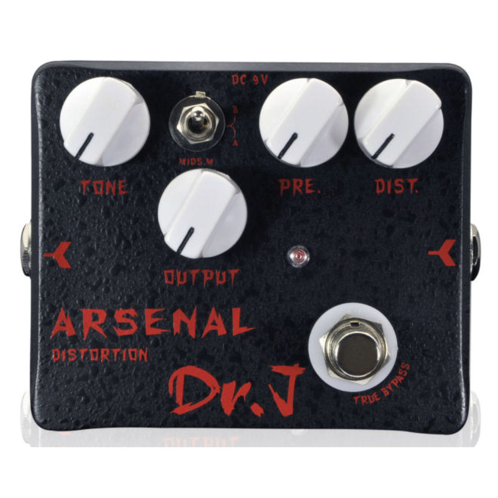 Joyo Dr.J D-51 Arsenal Distortion