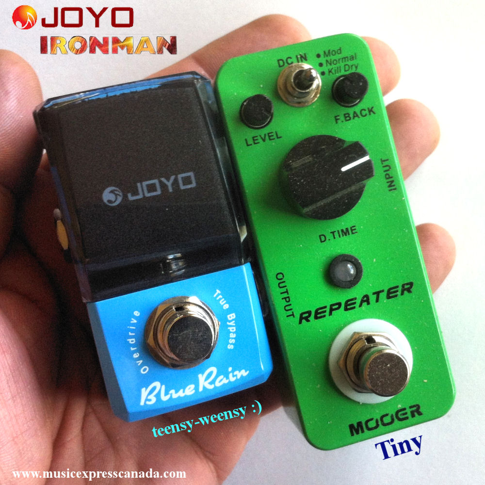 Clean Glass JOYO Ironman JF-307